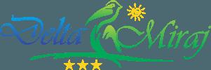 Pensiunea Delta Miraj Sulina Logo